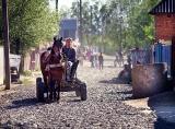 Облаштовували дороги в таборі у В.Лучки