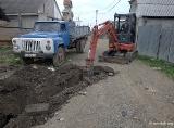 Ромская инициатива по ремонту водопроводных труб