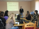 Learning about New Media for NGOs (Mukachevo)