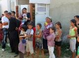 Выборы ромского старосты поселения в селе Великие Лучки