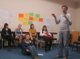 Тренинг Совета Европы по вопросам развития молодежной политики (Киев)