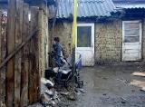 The Roma settlement (Mukachevo)
