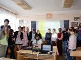 The master class for journalists (Uzhgorod)