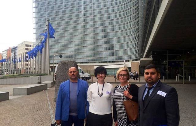 Monitoring of the Roma strategy