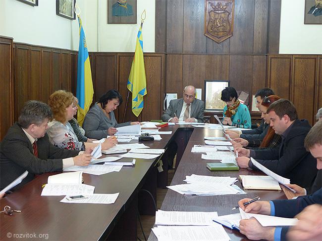 мукачевский городской совет