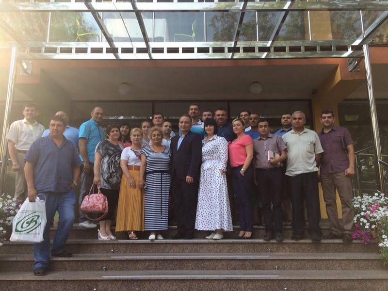 Стратегічна сесія правозахисників представників ромської громади