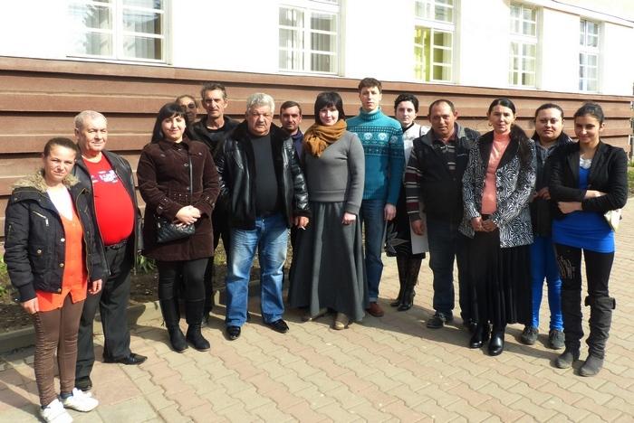 Орган самоврядування ромської громади