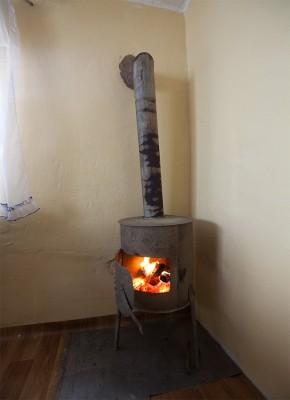 піч на дровах