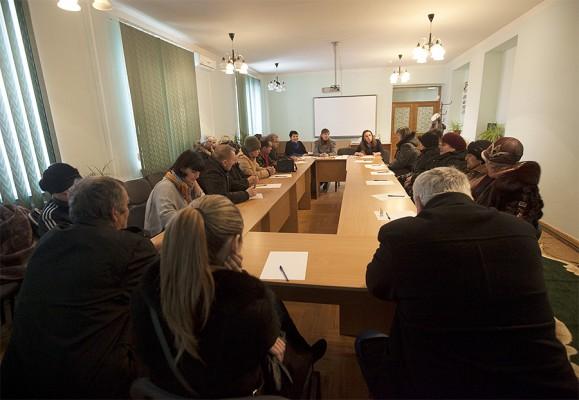 семинар Мукачевский правозащитный центр