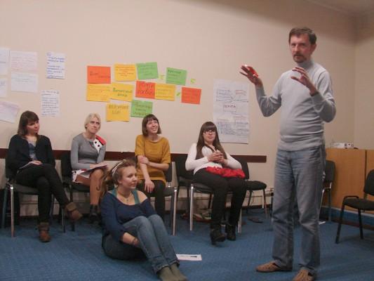 Тренінг Ради Європи з питань розвитку молодіжної політики