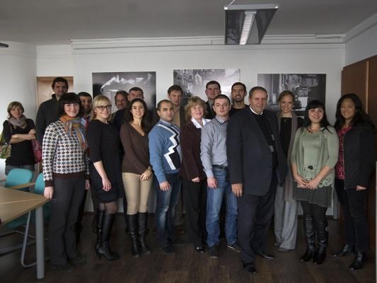 Навчальний візит в Угорщину