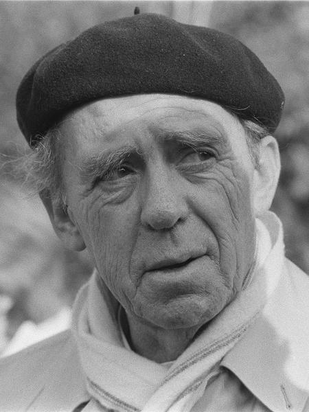 Генрих Бёлль, немецкий писатель