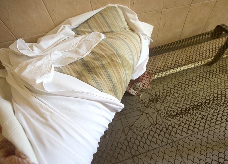У Мукачівському психоневрологічному інтернаті підопічні продовжують жити у неприйнятних умовах