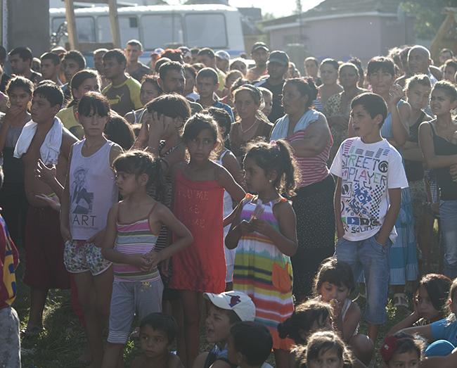 Устойчивое развитие ромской общины