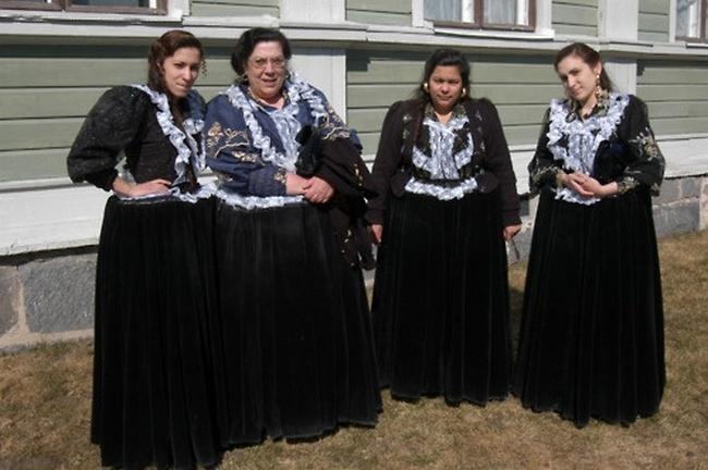 Финские каале