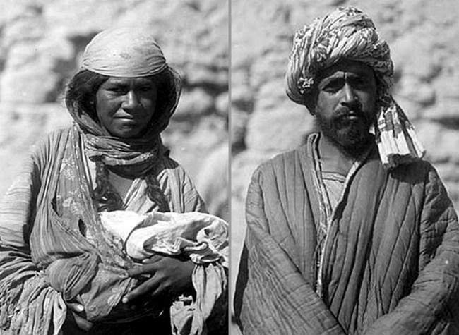 Среднеазиатские ромы