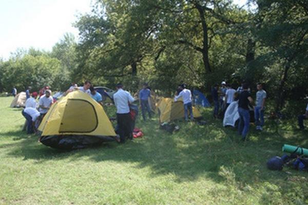 """ГО """"Фундація Регіональних Ініціатив"""" організує наметовий табір для молоді"""