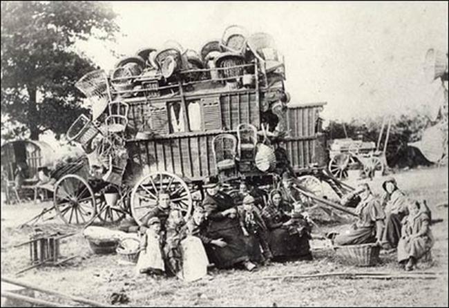 Ромське кочове житло
