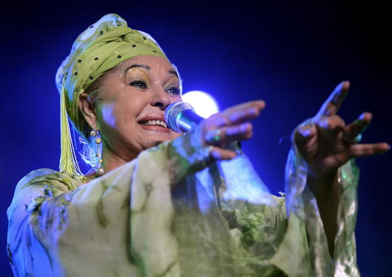 Королева ромської музики: Есма Реджепова