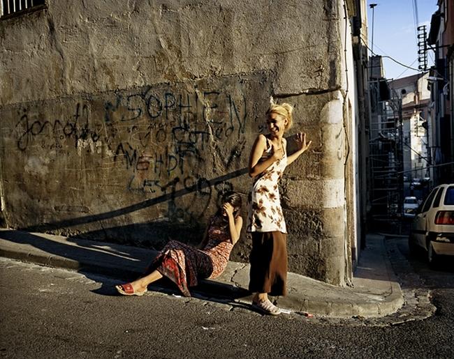 Роми Франція