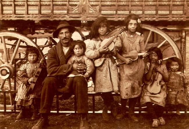Роми в США