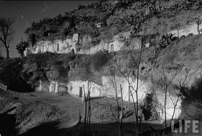Печерні роми Іспанії