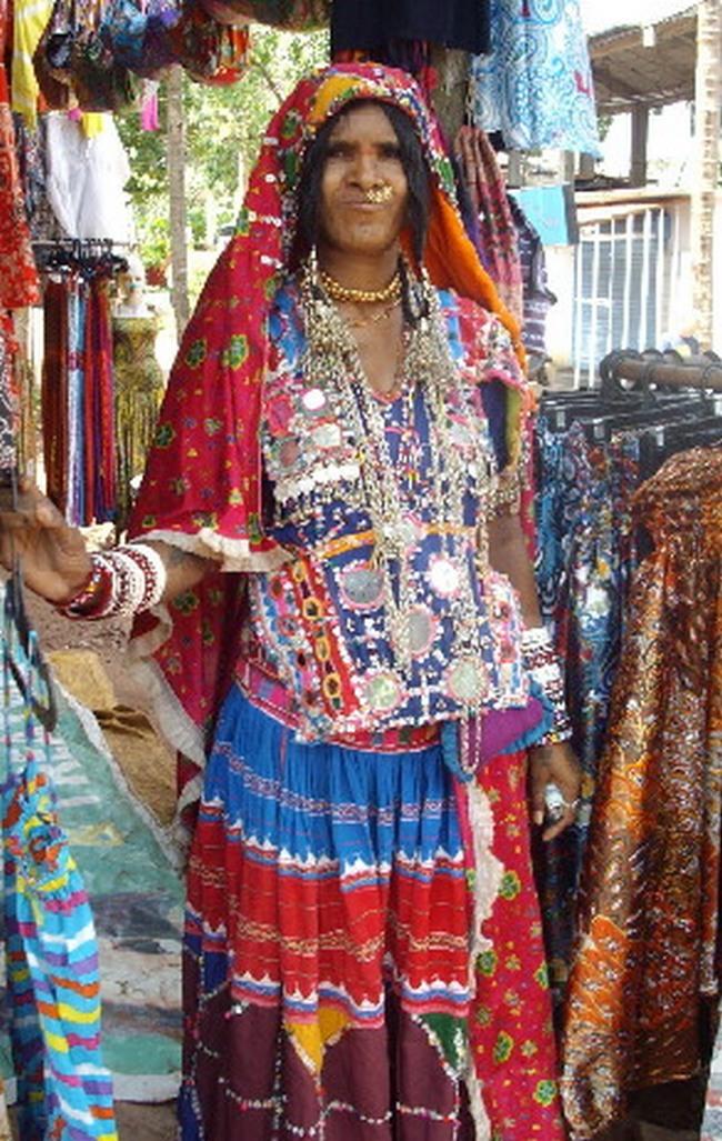 Ромская традиционная одежда