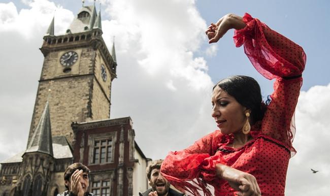 Роми фестиваль