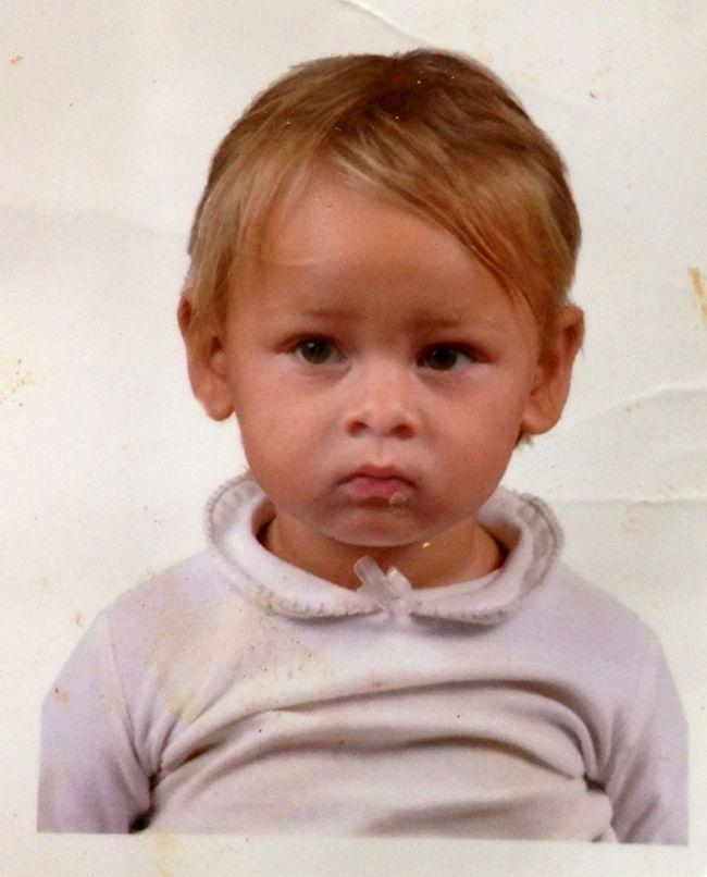 Roma child