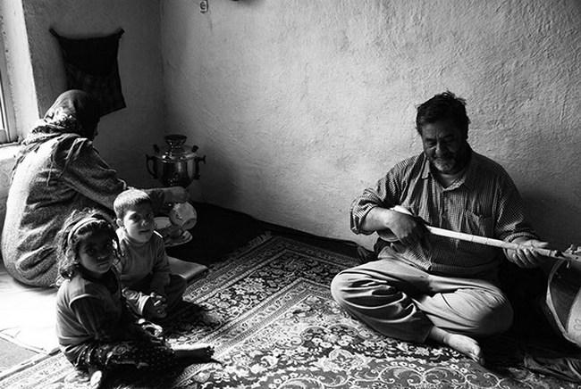 Gypsies of Persia