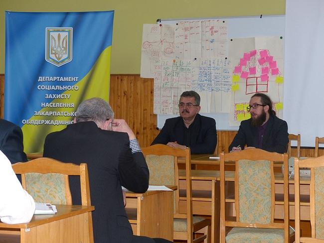 Регіональний координатор Олег Григор'єв